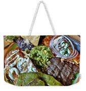Authentic Weekender Tote Bag