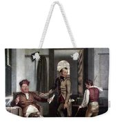 Author & Bookseller, 1811 Weekender Tote Bag