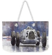 Auto-union Type C 1936 Weekender Tote Bag