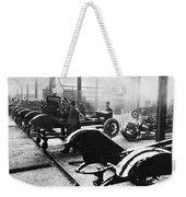 Automobile Manufacturing Weekender Tote Bag