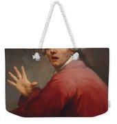 Autoportrait En Homme Surpris Et Terroris 1791 Weekender Tote Bag