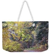 Autum Colors Weekender Tote Bag
