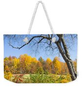 Autumn # 1 Weekender Tote Bag