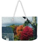 Autumn 1010 Weekender Tote Bag