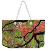 Autumn 7 Weekender Tote Bag