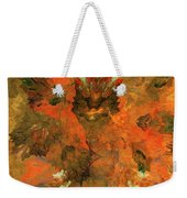 Autumn Abstract 103101 Weekender Tote Bag