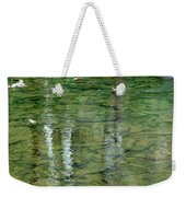 Autumn Abstract - 2 Weekender Tote Bag