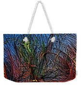 Autumn Abstraction Weekender Tote Bag