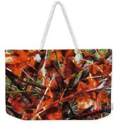 Autumn Allegretto Weekender Tote Bag