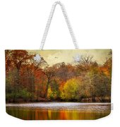 Autumn Arises 2 Weekender Tote Bag