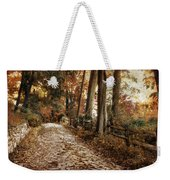 Autumn Ascending  Weekender Tote Bag
