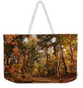 Autumn At Audubon Weekender Tote Bag