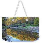 Autumn At Brush 2 Weekender Tote Bag
