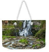 Autumn At Chittenango Falls Weekender Tote Bag