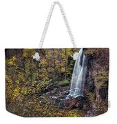 Autumn At Falling Spring Weekender Tote Bag