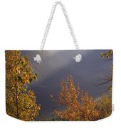 Autumn At Logan Pass Weekender Tote Bag