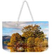 Autumn At Milarrochy Bay Weekender Tote Bag