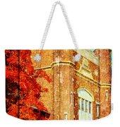 Autumn At Nwmsu Weekender Tote Bag