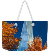 Autumn At One Wtc Weekender Tote Bag