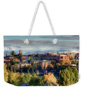 Autumn At Wsu Weekender Tote Bag
