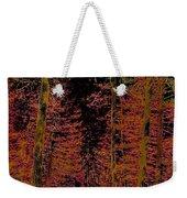 Autumn Aura Weekender Tote Bag