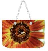 Autumn Beauty Sunflower Weekender Tote Bag
