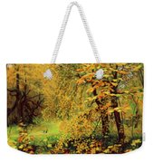 Autumn Bliss Of Color Weekender Tote Bag