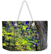 Autumn Blue  Weekender Tote Bag