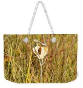 Autumn Caped Weekender Tote Bag