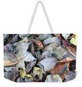 Autumn Carpet II Weekender Tote Bag