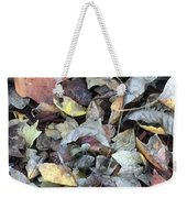 Autumn Carpet Weekender Tote Bag