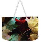 Autumn Carpet Weekender Tote Bag