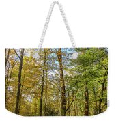 Autumn Color Reflections Weekender Tote Bag
