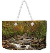 Autumn Colors On Pickle Creek 2 Weekender Tote Bag