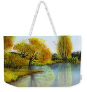 Autumn Colours Weekender Tote Bag