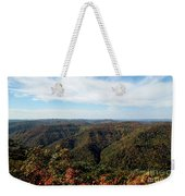 Autumn Comes To The Mountains 3 Weekender Tote Bag