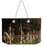 Autumn Cornstalks Weekender Tote Bag