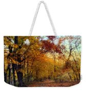 Autumn Crescendo Weekender Tote Bag