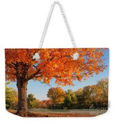Autumn Dawn Weekender Tote Bag