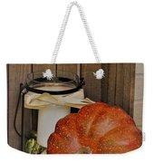 Autumn Decor 2 Weekender Tote Bag
