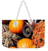 Autumn Display Weekender Tote Bag