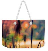 Autumn Dreams Abstract Weekender Tote Bag