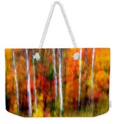 Autumn Dreams Weekender Tote Bag