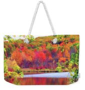 Autumn East Coast I Weekender Tote Bag