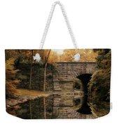 Autumn Echo Weekender Tote Bag