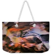 Autumn Fades Weekender Tote Bag