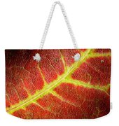 Autumn Fall Colours 2 Weekender Tote Bag
