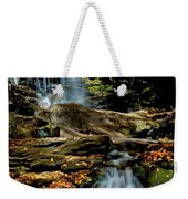 Autumn Falls - 2885 Weekender Tote Bag