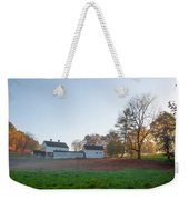 Autumn - Farm At Valley Forge Weekender Tote Bag