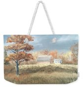 Autumn Farm  Weekender Tote Bag